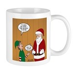 Elf Retirement 11 oz Ceramic Mug