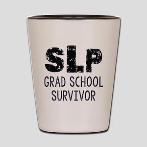 Slp Survivor Shot Glass