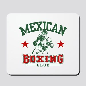 Mexican Boxing Mousepad