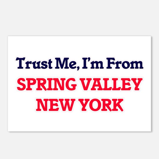 Trust Me, I'm from Spring Postcards (Package of 8)