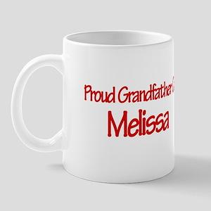 Proud Grandfather of Melissa Mug
