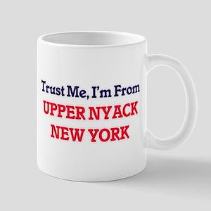 Trust Me, I'm from Upper Nyack New York Mugs