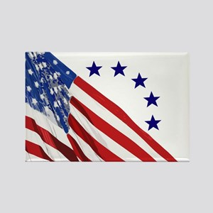 Old Glory Magnets