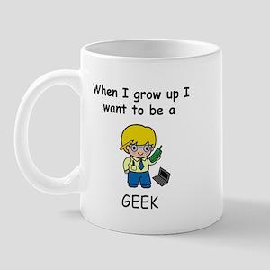 Future Geek Mug