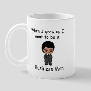 Future Businessman Mug