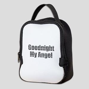 Goodnight My Angel Neoprene Lunch Bag