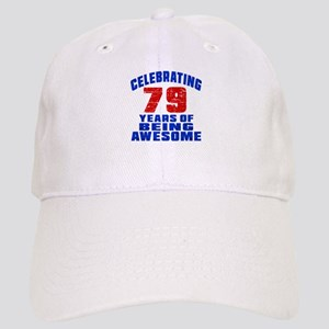 Celebrating 79 Years Of Being Awesome Cap