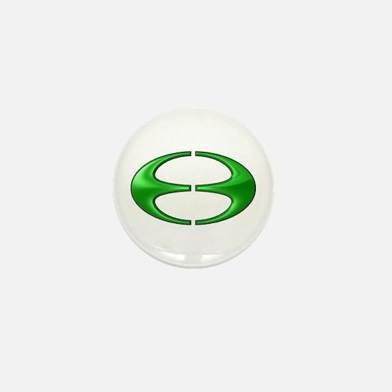 Jubilea Simbolo (Jubilee Symbol) Mini Button