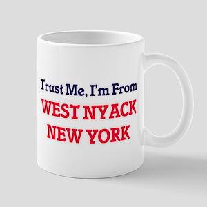 Trust Me, I'm from West Nyack New York Mugs