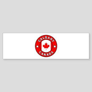 Calgary Canada Bumper Sticker