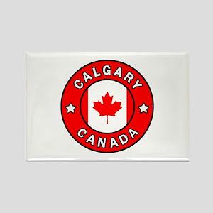 Calgary Canada Magnets