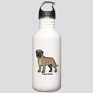 english mastiff Stainless Water Bottle 1.0L
