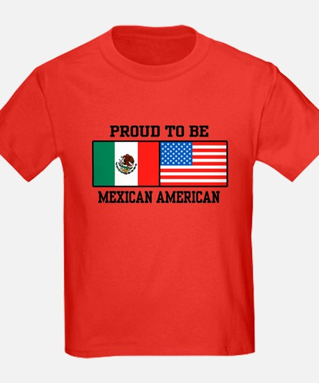 Proud Mexican American T