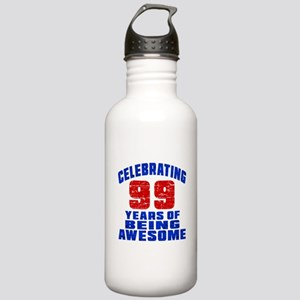 Celebrating 99 Years O Stainless Water Bottle 1.0L