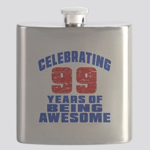 Celebrating 99 Years Of Being Awesome Flask