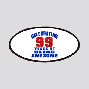 Celebrating 99 Years Of Being Awesome Patch