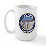 Nevada Freemasons Large Mug