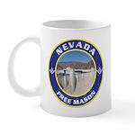 Nevada Freemasons Mug