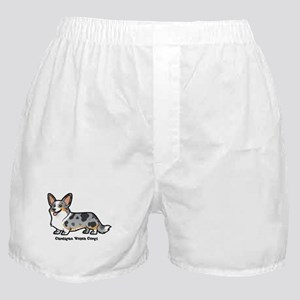 cardigan welsh corgi Boxer Shorts