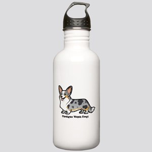 cardigan welsh corgi Stainless Water Bottle 1.0L