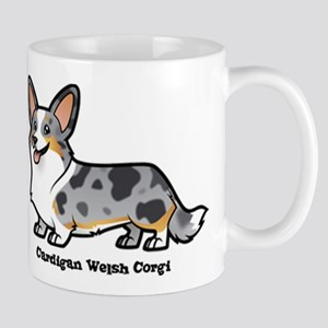 cardigan welsh corgi Mugs