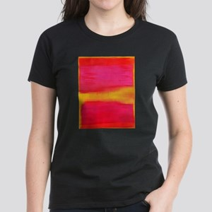 ROTHKO PINK RED YELLOW 3 T-Shirt