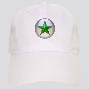 Verda Stelo Jewel Cap
