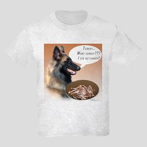 Terv Turkey Kids Light T-Shirt