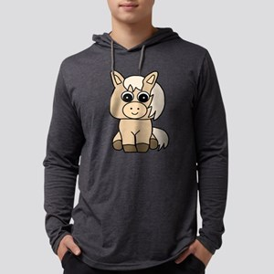Cute Palomino Horse Long Sleeve T-Shirt