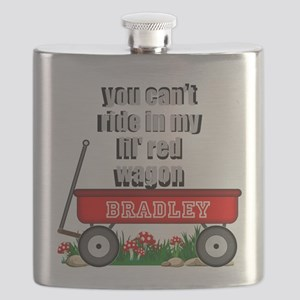 lil red wagon personalize Flask