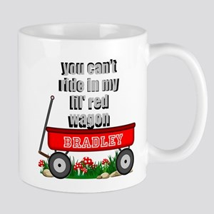 lil red wagon personalize Mugs