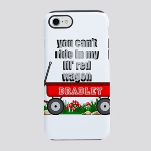 lil red wagon personalize iPhone 8/7 Tough Case