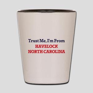 Trust Me, I'm from Havelock North Carol Shot Glass
