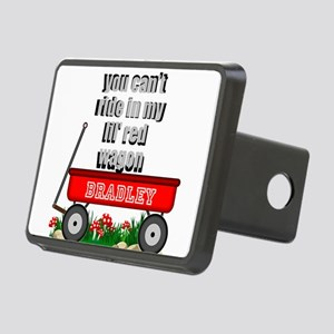 lil red wagon personalize Hitch Cover