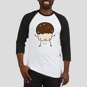 Muffin Stud Muffin Kawaii Personalized Baseball Je