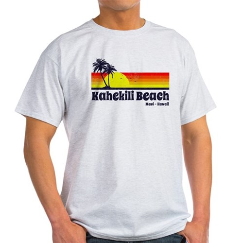 Kahekili Beach Hawaii T-Shirt