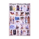 Magical Mythical Mini 11x17 Poster Print
