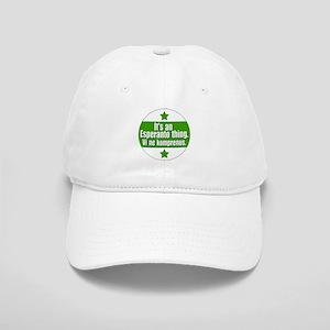 Esperanto Thing Cap