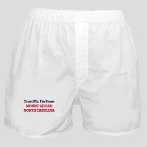 Trust Me, I'm from Mount Gilead North Boxer Shorts