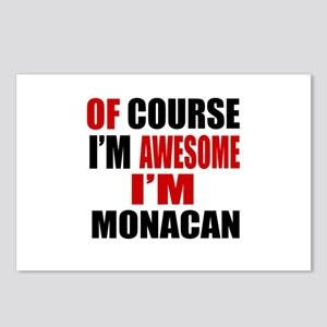 Of Course I Am Monacan Postcards (Package of 8)