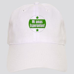 Mi Amas Esperanton Cap