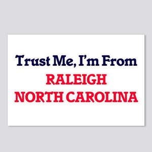 Trust Me, I'm from Raleig Postcards (Package of 8)