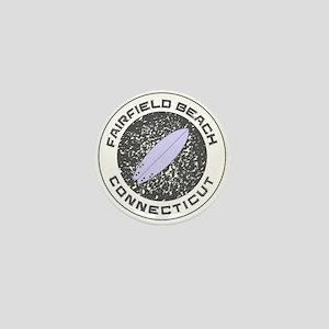 Connecticut - Fairfield Beach Mini Button