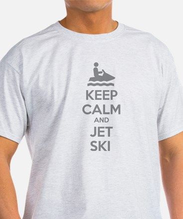 Keep calm and jet ski T-Shirt