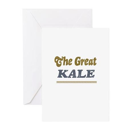 Kale Greeting Cards (Pk of 10)