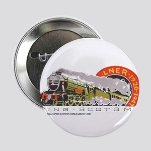 "Flying Scotsman 2.25"" Button"