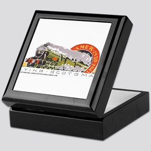 Flying Scotsman Keepsake Box