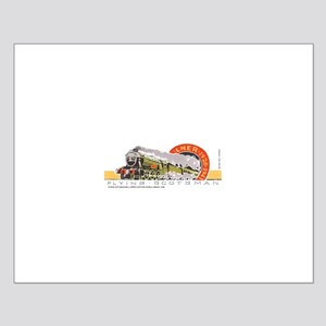 Flying Scotsman Small Poster
