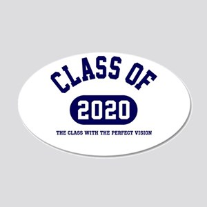 Class of 2020 Wall Decal