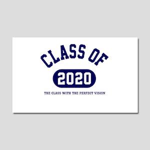 Class of 2020 Car Magnet 20 x 12